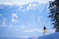 Cinq stations de ski dans les Rocheuses canadiennes