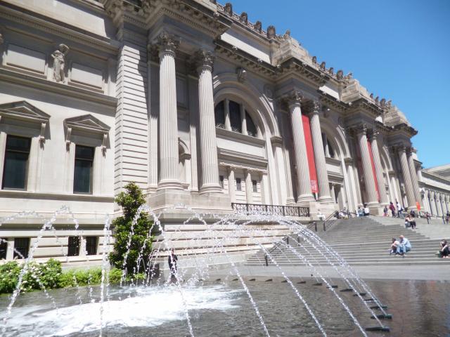 Le Metropolitan Museum of Art de New York fera payer les visiteurs