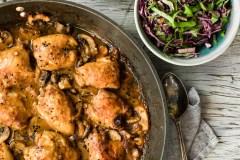 Recette de poulet «one pot»