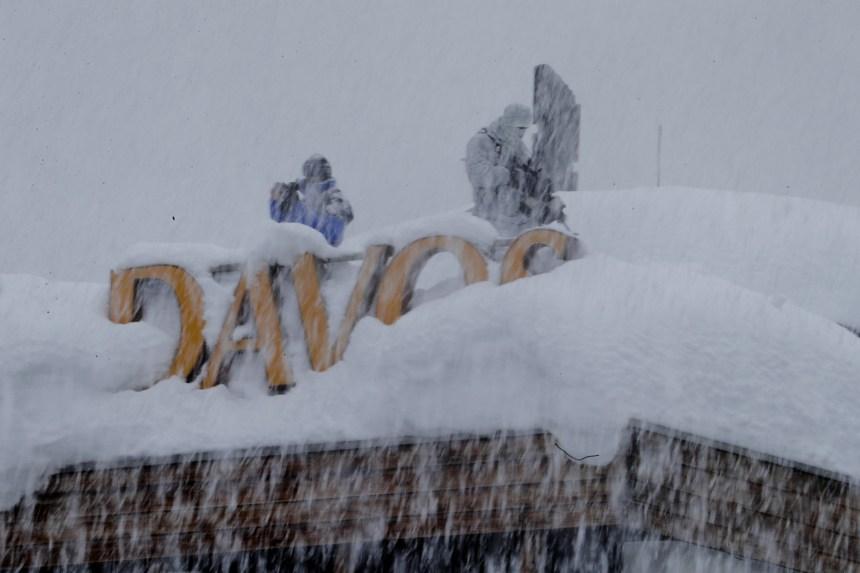 Trump recevra un accueil mitigé à Davos