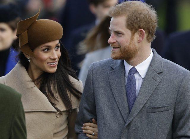 Des détails sur le mariage du prince Harry