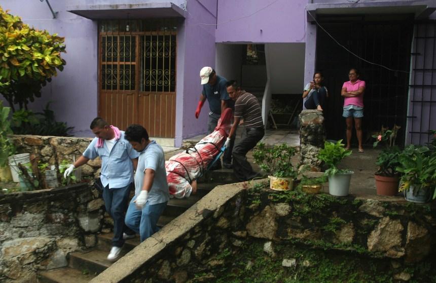 Le Mexique enregistre son taux d'homicides le plus élevé depuis 1997