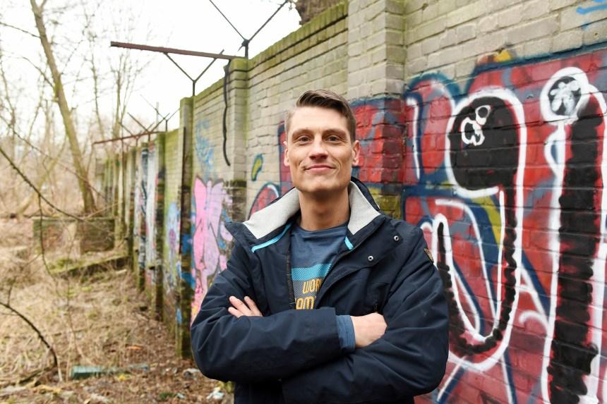 Une portion originale du mur de Berlin trouvée?