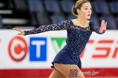 Béatrice Lavoie-Léonard 4e au Canada