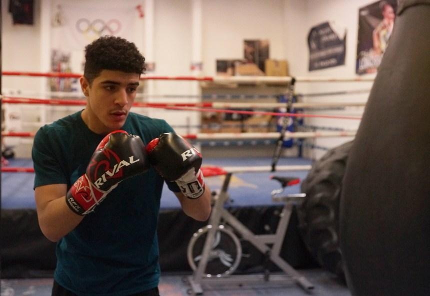 Un boxeur Nord-Montréalais passe chez les pros