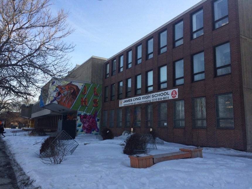 L'école James Lyng veut sa murale