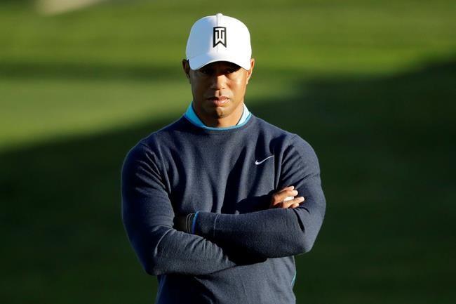 Woods très confiant à l'approche d'un retour