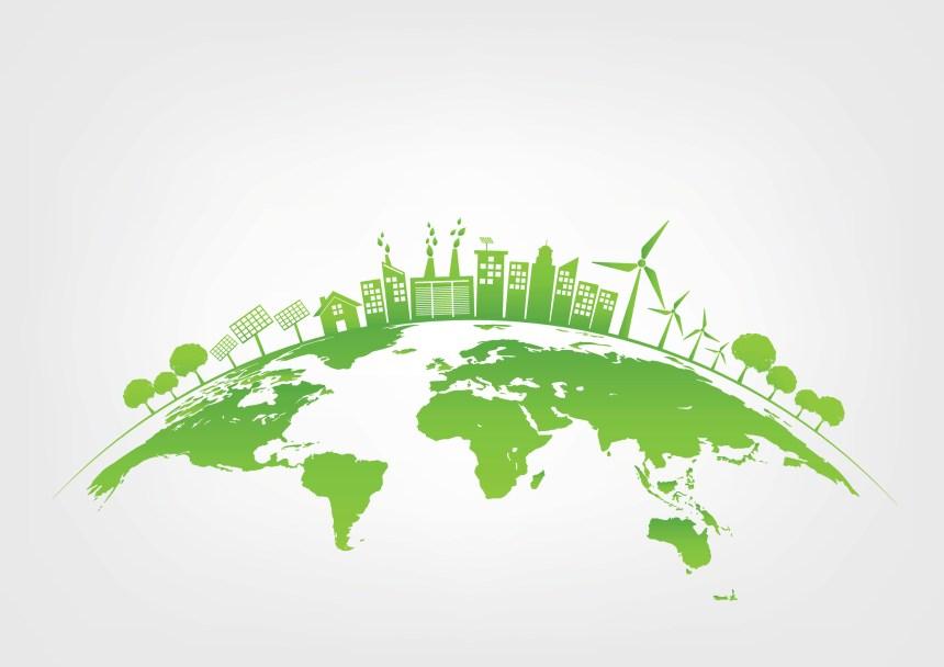 Cinq emplois verts