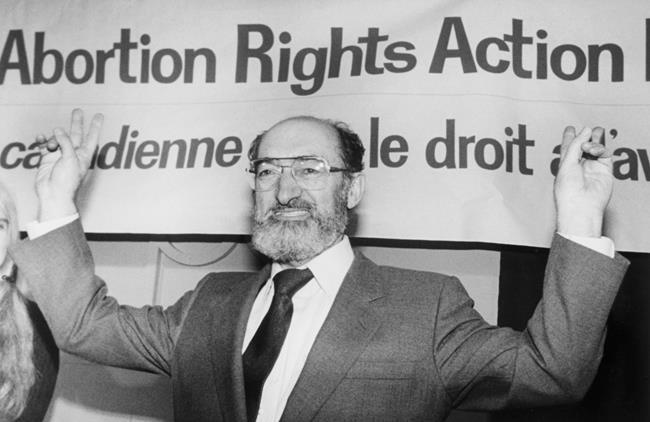 La décision Morgentaler fêtera ses 30 ans en 2018