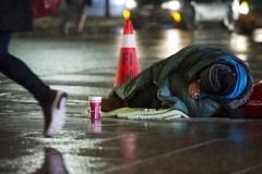 Sans-abri: Toronto appelée à s'inspirer de Montréal