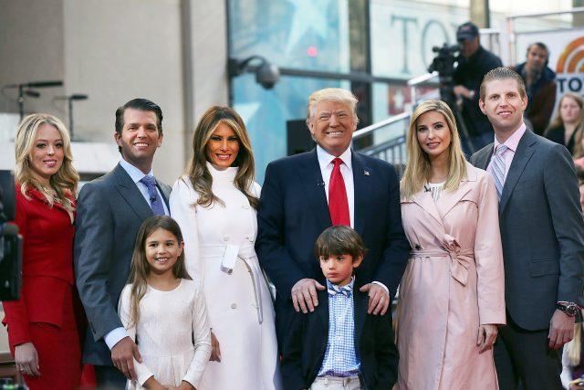 Sondage: quel membre de la famille Trump est le plus apprécié aux États-Unis?