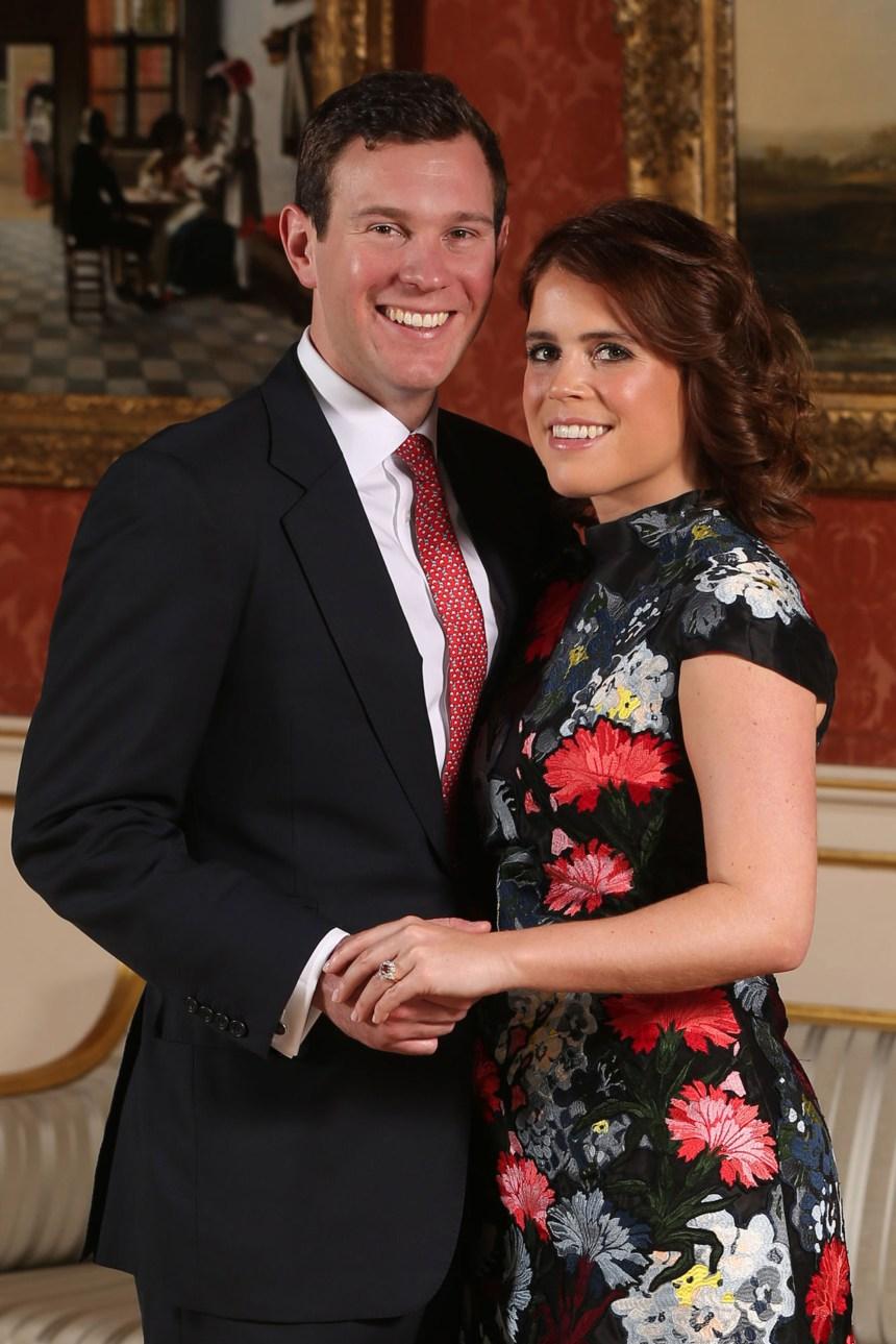 La princesse Eugenie annonce ses fiançailles