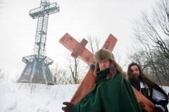 La croix du mont Royal fête son 375e anniversaire