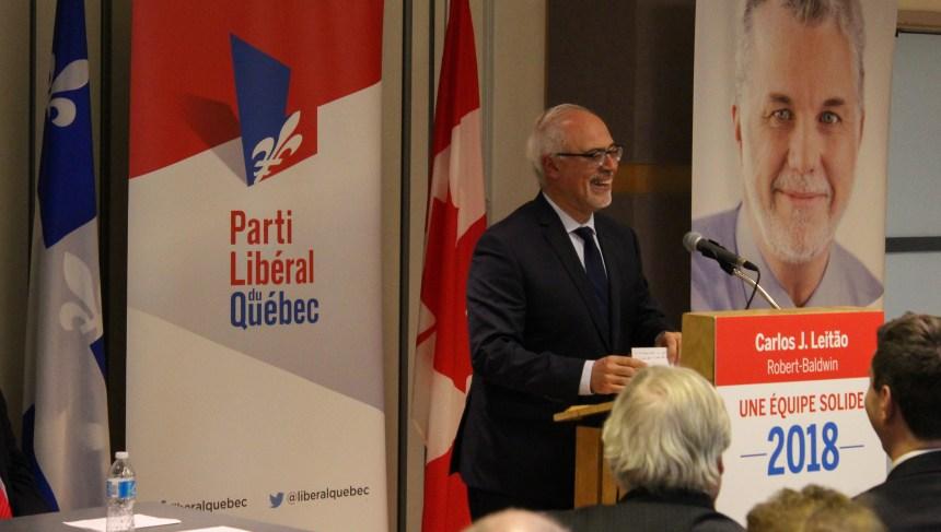 En lice pour les élections provinciales