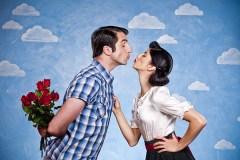 Saint-Valentin: 77% des femmes se voient offrir des fleurs alors qu'elles rêvent… de bijoux