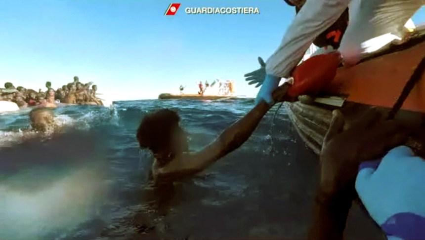 Un naufrage au large de la Libye aurait coûté la vie à 64 migrants