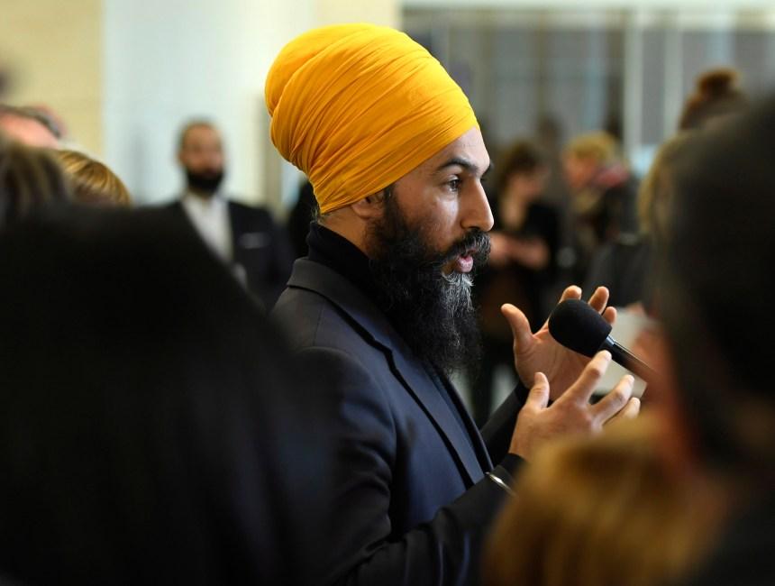 Singh se pose en défenseur de l'environnement