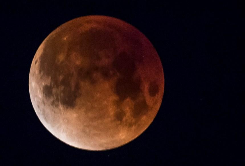 Éclipse totale de Lune le 21 janvier, la dernière avant trois ans