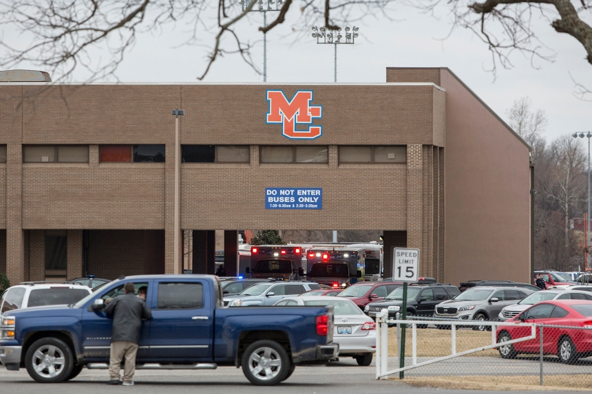 Kentucky: une fusillade fait un mort dans une école