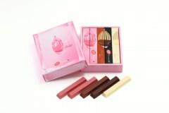 KitKat Japon lance sa première friandise à base de chocolat rose