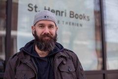 Nouvelle librairie à Saint-Henri