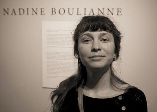 Nadine Boulianne, la concierge du premier fab lab dans le Bas-Saint-Laurent
