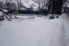 Projet d'agrandissement du parc Oakwood
