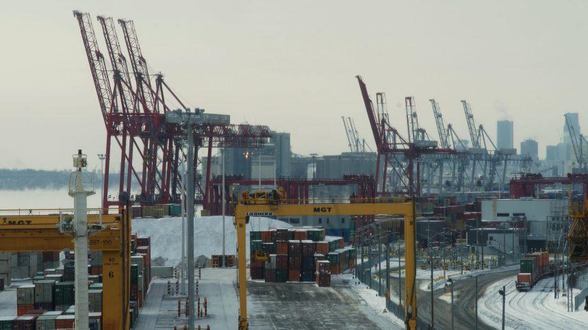 Port de Montréal: nouvelle offensive pour le terminal Contrecoeur, des écologistes inquiets