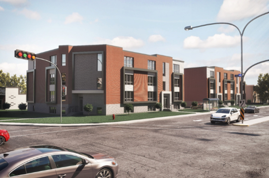 Un projet de 32 logements attendu sur Lacordaire