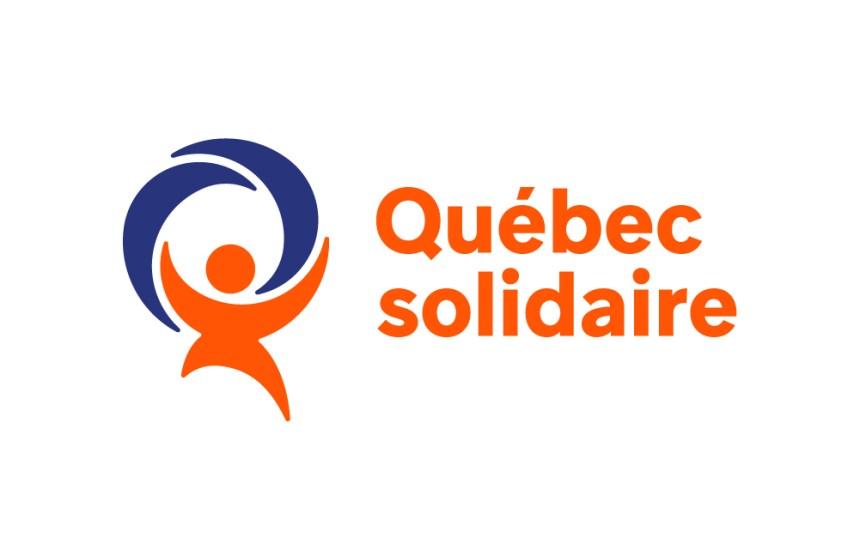 Québec solidaire dévoile un nouveau logo