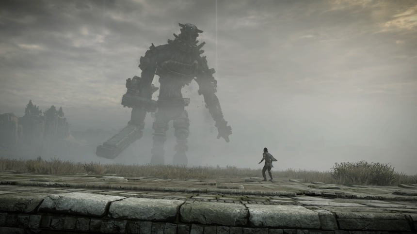 Essai de Shadow of the Colossus (PS4): un chef-d'œuvre en 4K