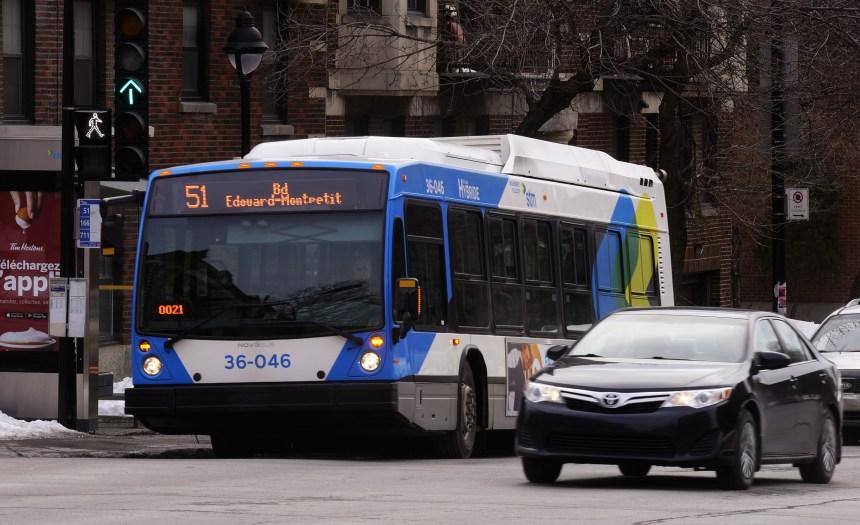 750M$ pour donner un toit aux 300 nouveaux bus hybrides de la STM