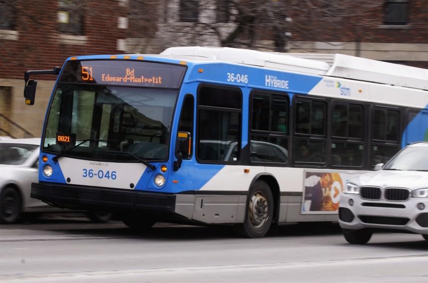 La STM ajoute 304 bus hybrides, sans bonifier son service