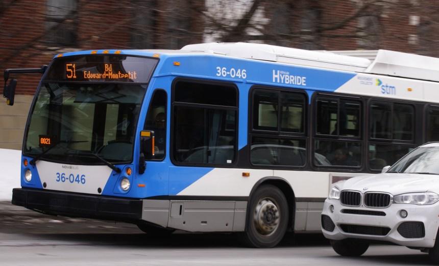 STM: les 300 bus hybrides retardés par la pandémie