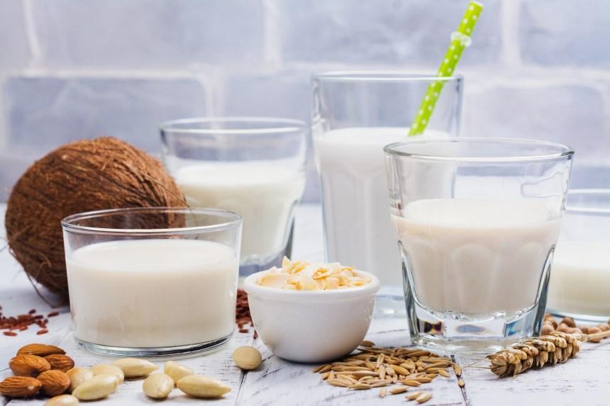 Le lait de soya, le meilleur des laits végétaux