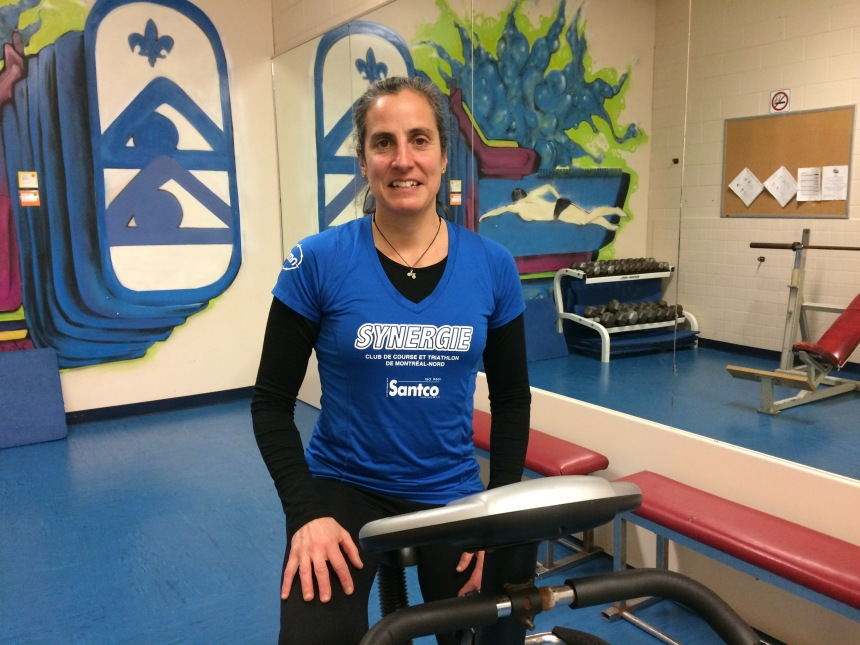 Elle s'attaque à l'ultramarathon 125 km de Charlevoix