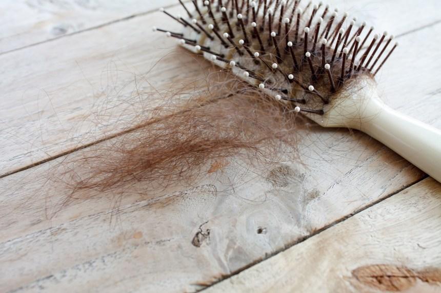 Cinq trucs contre la perte de cheveux