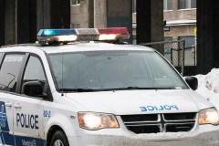 Deux piétons heurtés par une camionnette à Saint-Laurent
