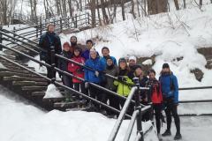 Profiter de l'hiver pour courir dans Montréal