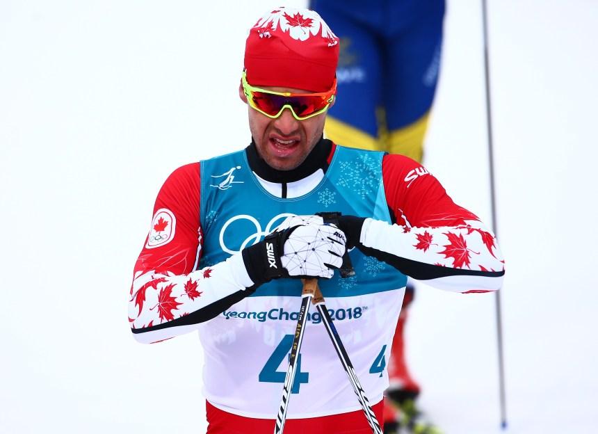 Alex Harvey se retire du relais 4×10 km