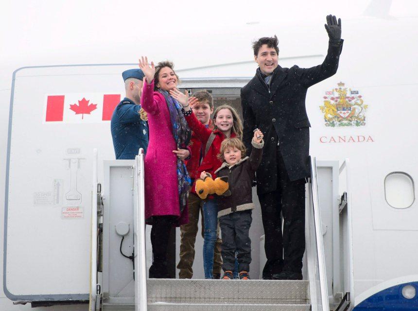 La gouvernante des Trudeau est à temps plein