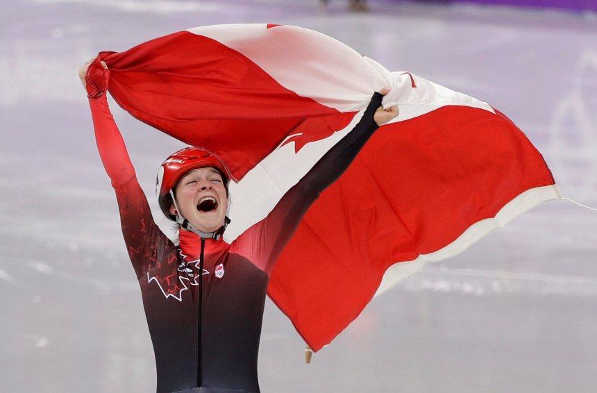 Kim Boutin est nommée porte-drapeau du Canada