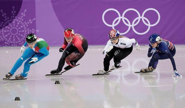 La patineuse Kim Boutin a reçu des menaces