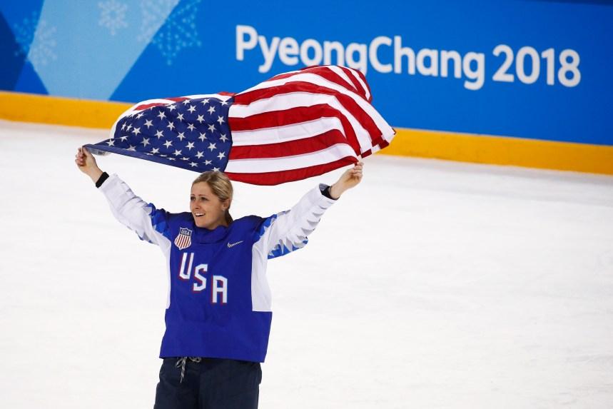 Hockey féminin: les Américaines gagnent enfin l'or
