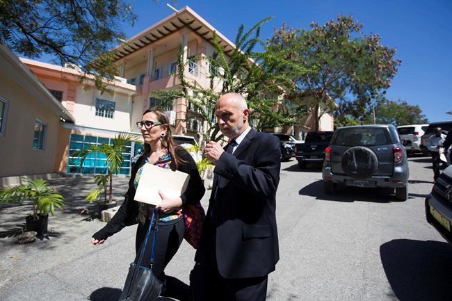 Les activités d'Oxfam GB suspendues en Haïti