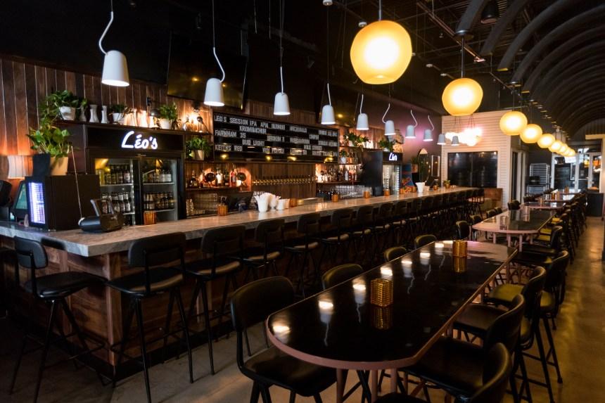 Nouveau resto-bar branché où sortir à Saint-Léonard