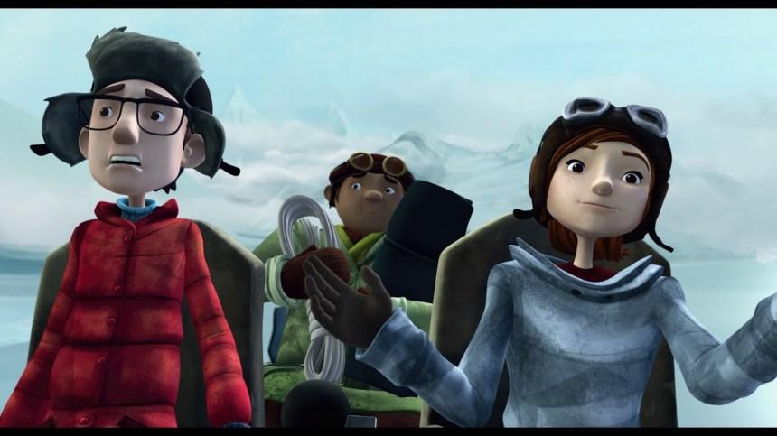 Nelly et Simon: Mission Yéti ou lorsque l'animation québécoise rêve grand