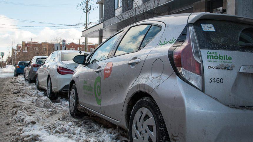 Communauto aura un accès simplifié au centre-ville de Montréal