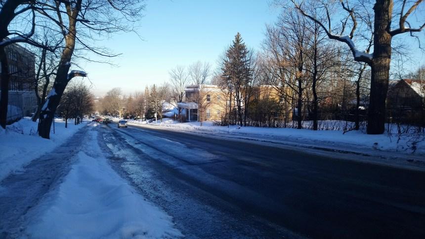 Fermeture de Camilien-Houde: études de circulation à Outremont