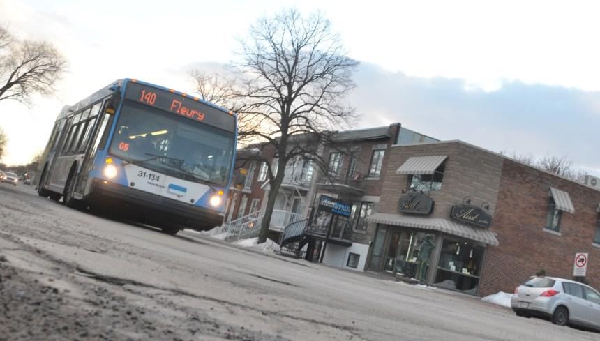 Une pétition pour un bus qui longe Fleury